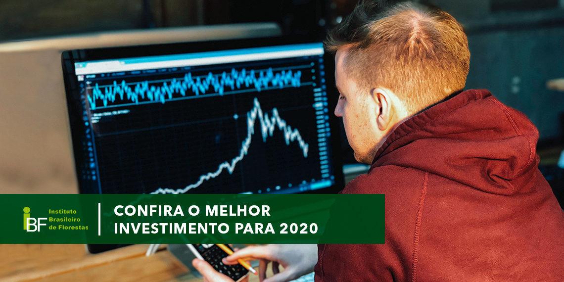 O melhor investimento para 2020