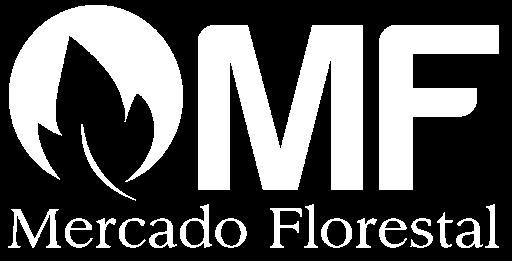 Logo Mercado Florestal Branco